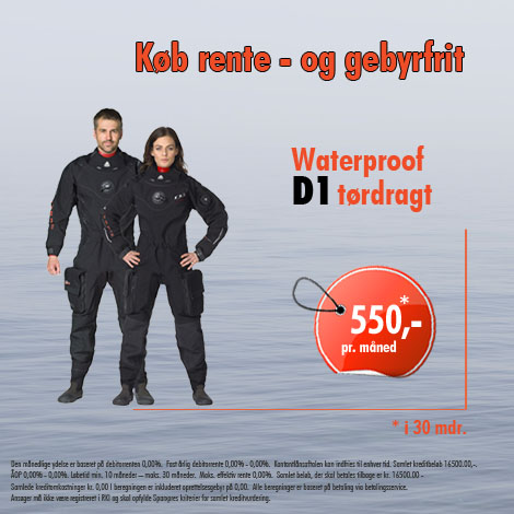 Waterproof D1