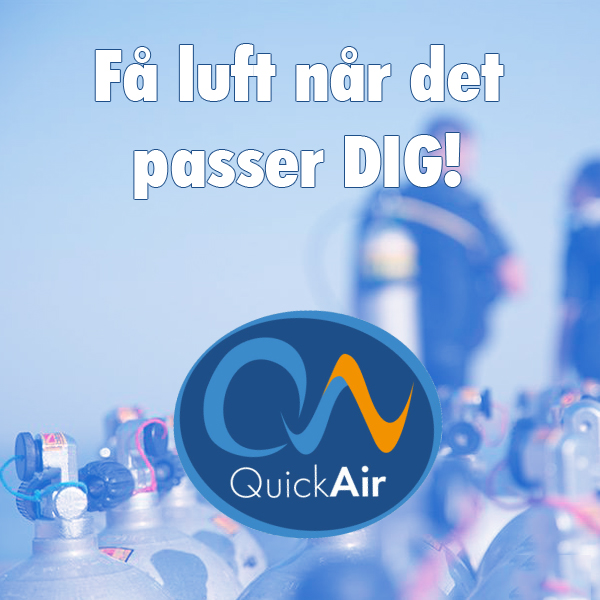 Luftfyldning - QuickAir
