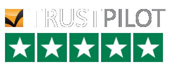 Diving 2000 har 5 stjerner på Trustpilot